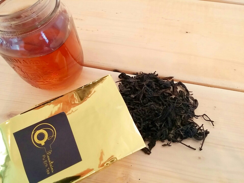 The King of Teas with 6 Mountains
